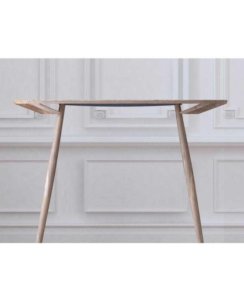 Fabriquer Une Table Haute En Bois table haute ww table
